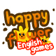 Happy Flower English Board Games
