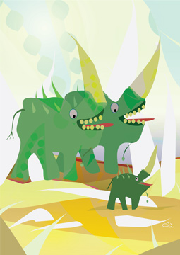 Desert Dino