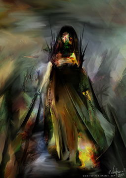 Lady of the Veil