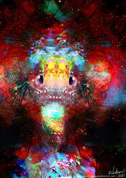 Reptilian Fluodonst