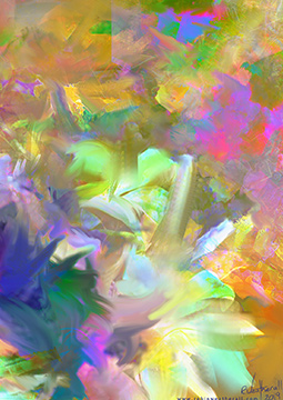 Flower fragmentosis