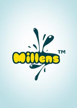 Millens Logo Design