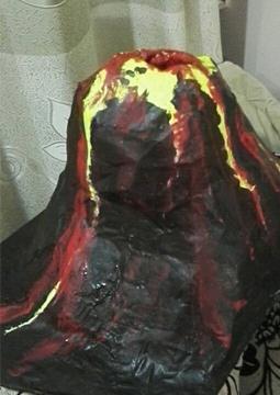 Mache Volcano