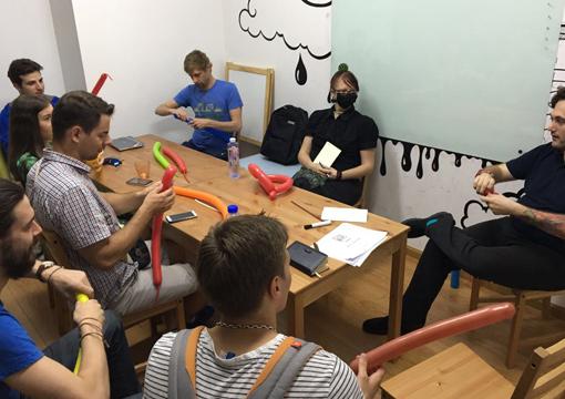 Team Craft - Balloons