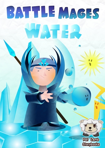 Battle Mages Water