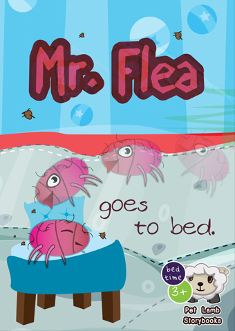 Mr. Flea Goes to Bed