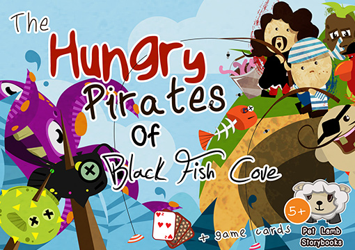 The Hungry Pirates of Black Fish Cove