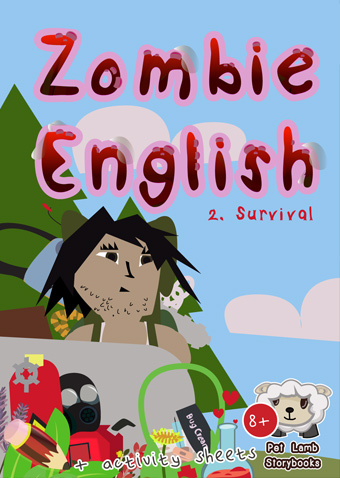 Zombie English 2 - Survival