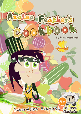 Azalea Feather's Cookbook