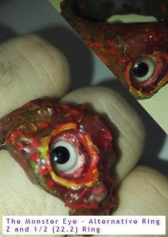 The Monster Eye Ring