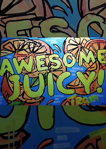 Awesome Juicy